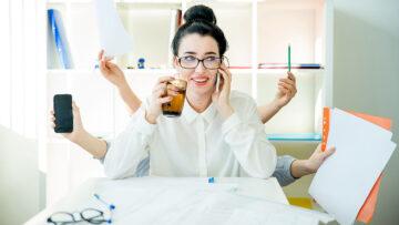 Mehr Konzentration – Mythos Multitasking
